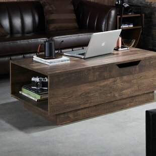 Colten Lift Top Block Coffee Table By Laurel Foundry Modern Farmhouse