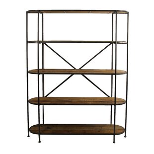 Baucom Bookcase By Williston Forge