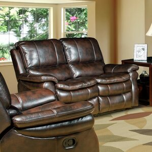 Stapleford Dual Power Reclining Loveseat by ..