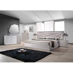 Wade Logan Ernesto Platform Configurable Bedroom Set