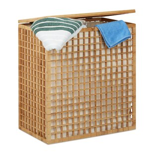 Bamboo Laundry Sorter By Beachcrest Home