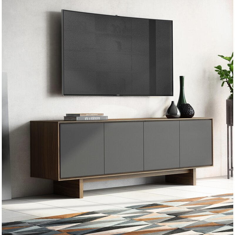 """BDI Octave TV Stand for TVs up to 70"""""""