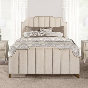 Price Check Atalaya Upholstered Platform Bed by Mercer41 Reviews (2019) & Buyer's Guide