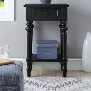 Bonnette End Table by Charlton..