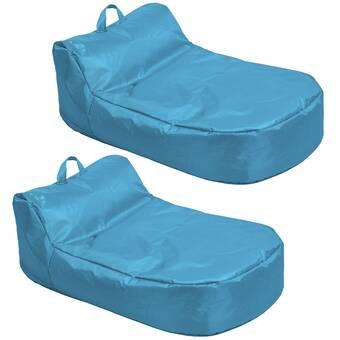 Outstanding Latitude Run Teardrop Foam Bean Bag Chair Wayfair Theyellowbook Wood Chair Design Ideas Theyellowbookinfo