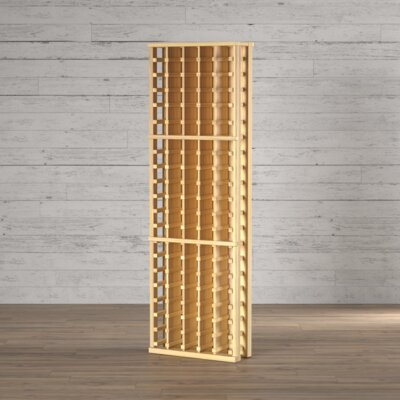 Wine Cellar Innovations Rustic Pine 105 Bottle Wine Rack