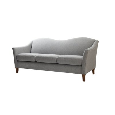 Ezekiel Camel back Standard Arm Sofa by Alcott Hill