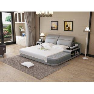 Asmund Upholstered Storage Platform Bed