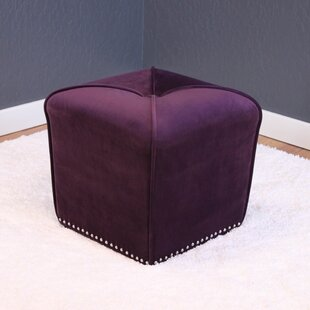 Westberry Cube Ottoman by ..