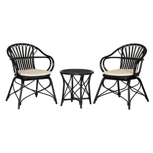 Weon Dining Set With 2 Chairs By Bay Isle Home