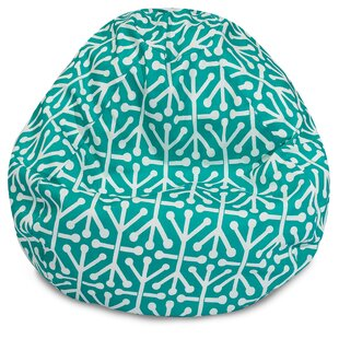 Pacific Aruba Classic Bean Bag Chair By Majestic Home Goods