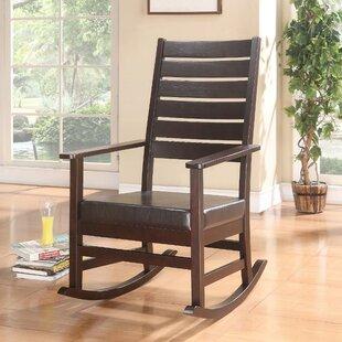 Millwood Pines Weidner Rocking Chair
