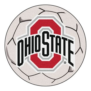 NCAA Ohio State University Soccer Ball By FANMATS