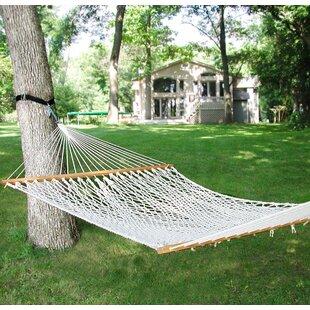 Beachcrest Home Lawson Cotton Rope Tree Hammock