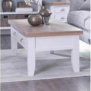 Buckley Large Coffee Table By Beachcrest Home