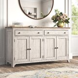Konen 68 Wide 2 Drawer Sideboard by Kelly Clarkson Home