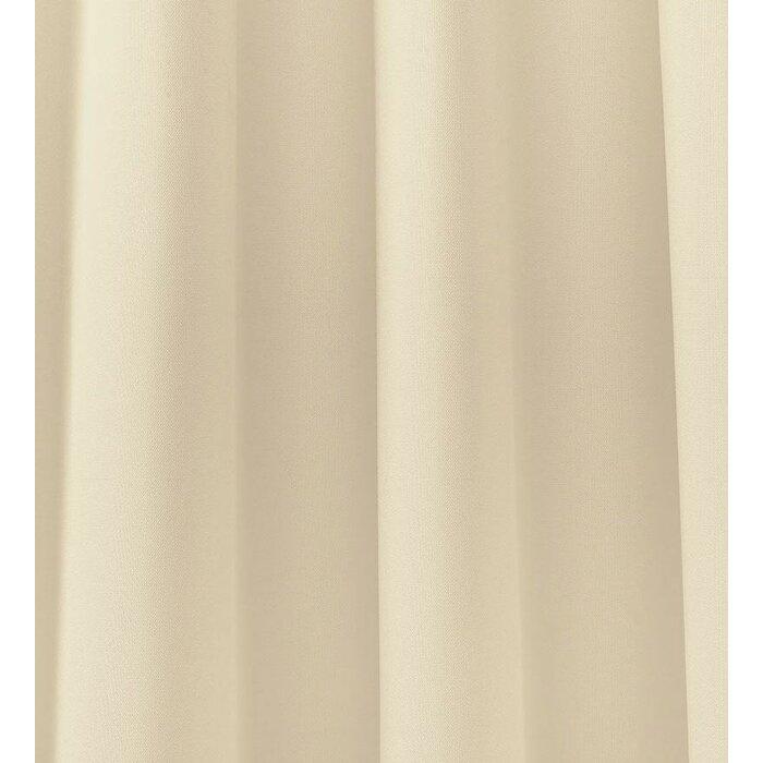 Plow Hearth Indoor Outdoor Single Curtain Panel Wayfair