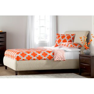 Best Price Gabby Upholstered Sleigh Bed by Orren Ellis Reviews (2019) & Buyer's Guide
