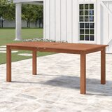 Rossi Wooden Dining Table