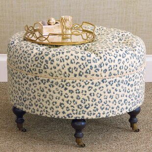 Emory Cocktail Ottoman by ..