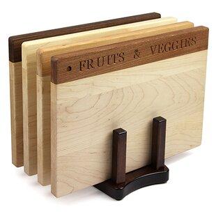 Healthy Living Maple Wood Cutting Board