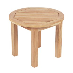 Maura Teak Side Table