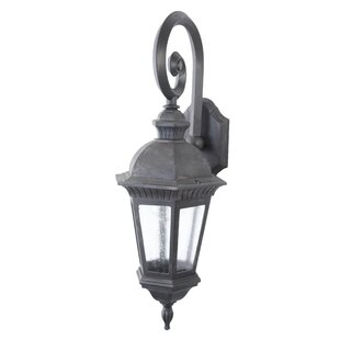 Lenahan Outdoor Wall Lantern by Charlton Home