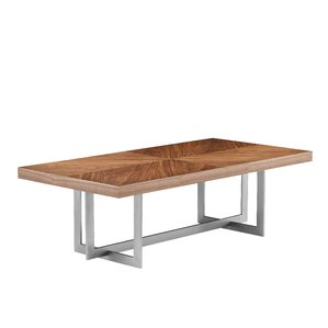 Onshuntay Rectangular Coffee Table by Orren Ellis