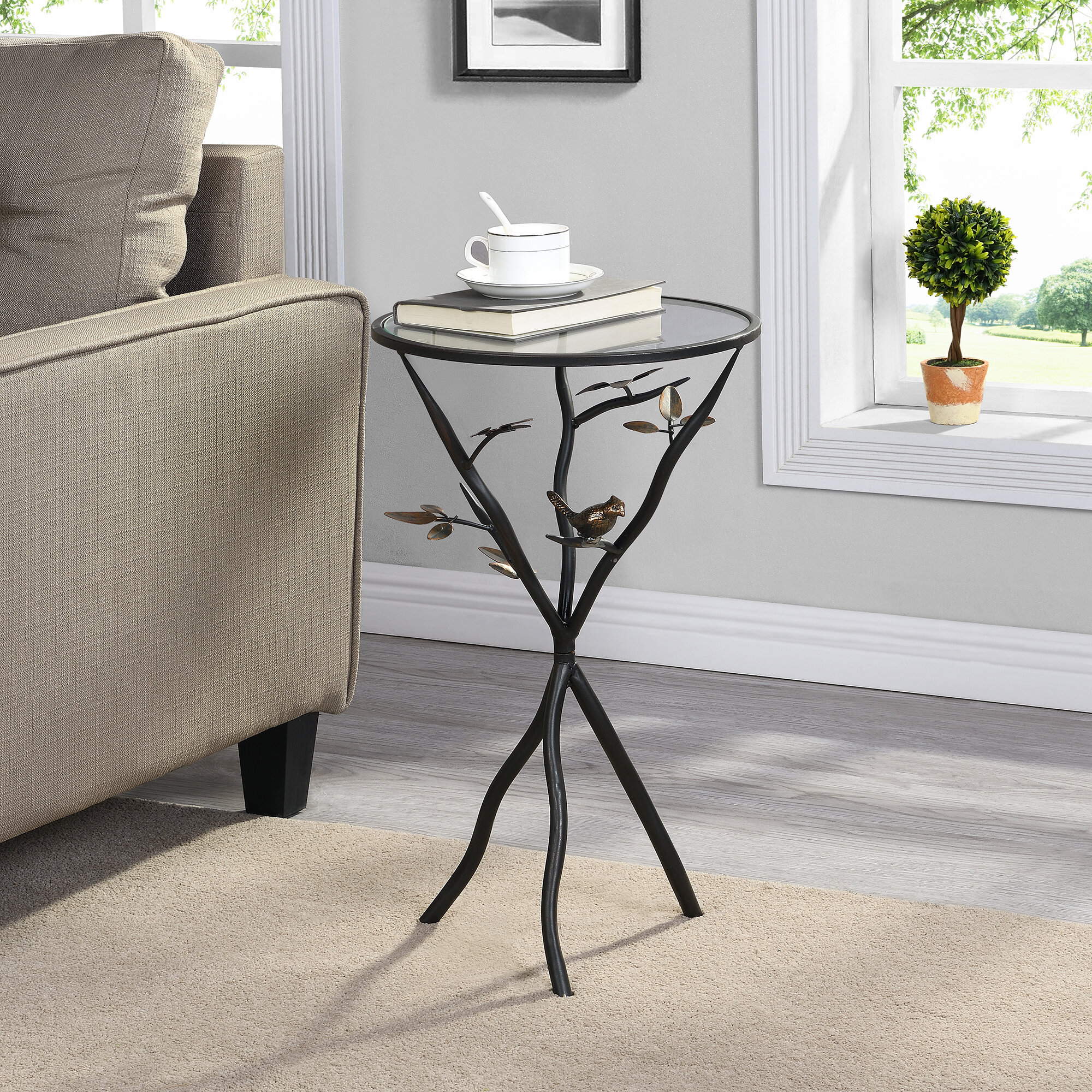 Commercial Use Mercer41 End Side Tables You Ll Love In 2021 Wayfair