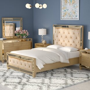 Alasdair Platform Configurable Bedroom Set