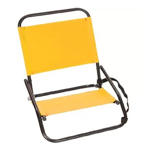 Freeport Park Janet Folding Beach Chair with Cushion