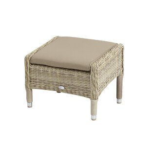 Ridgemoor Foot Stool With Cushion By Sol 72 Outdoor