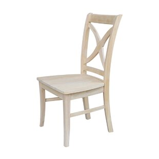Beuvron Solid Wood Dining Chair (Set Of 2) by Lark Manor Find
