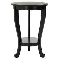Black Side Table modern black end + side tables | allmodern