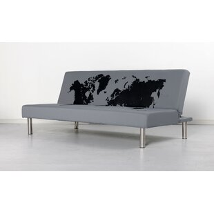 Bacchus Upholstered Reclining Sofa Bed