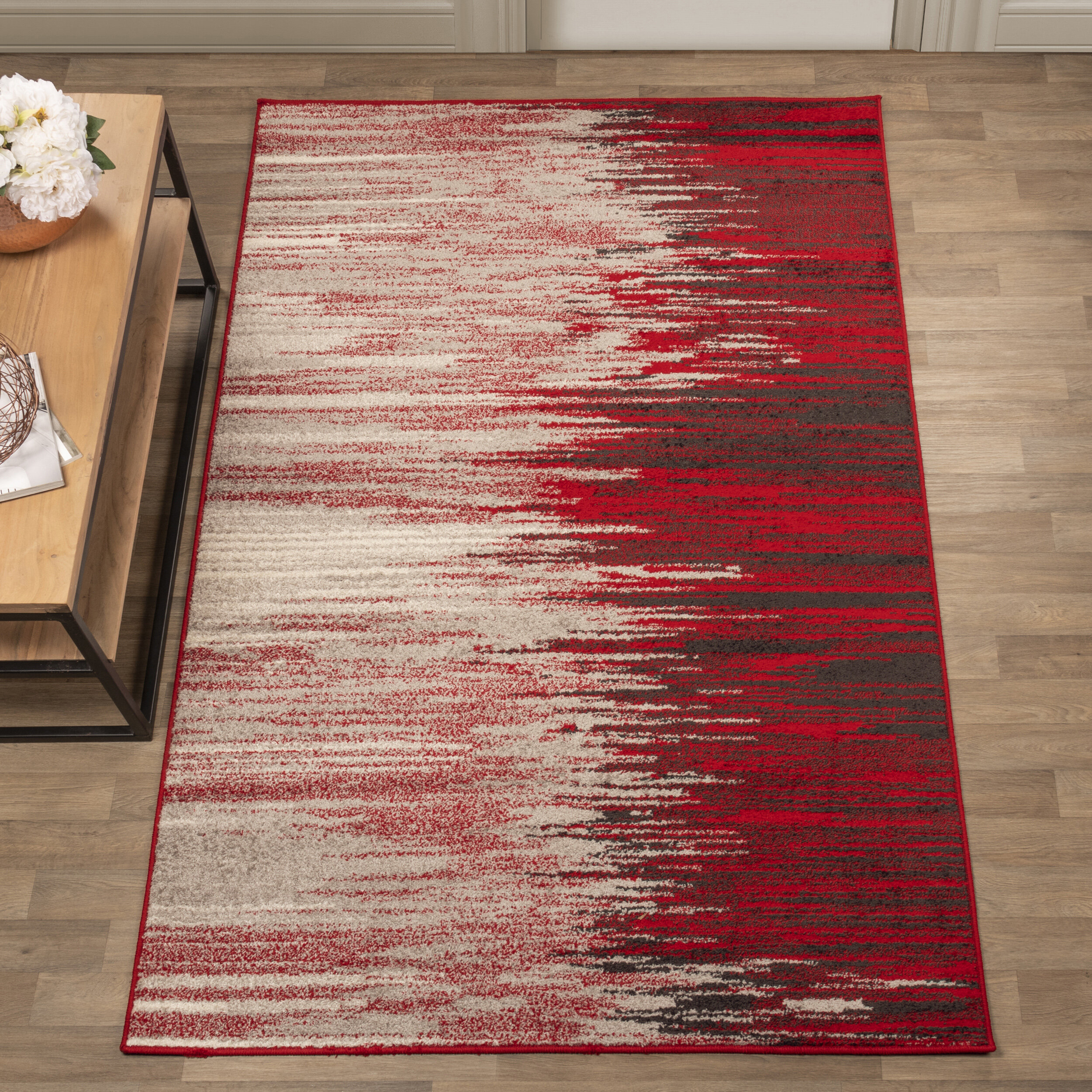 Red Williston Forge Area Rugs You Ll Love In 2021 Wayfair