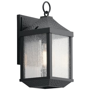 Springfield Outdoor Wall Lantern by Kichler