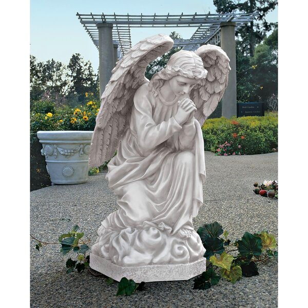 Tomko Celtic Kneeling Angel Statue