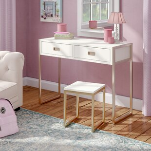Everly Quinn Caran 2 Piece Vanity Set
