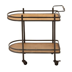 Mobile Bar Cart by EC World Imports