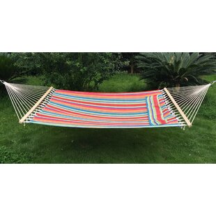 Attraction Design Home Cotton and Polyester Tree Hammock