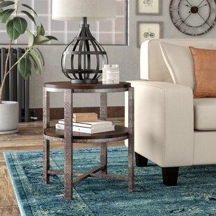 Rowan End Table by Trent Austin Design