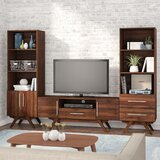 Barclay Entertainment Center for TVs up to 88 by Wade Logan®