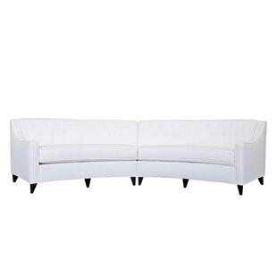 Charlotte Sectional by Poshbin