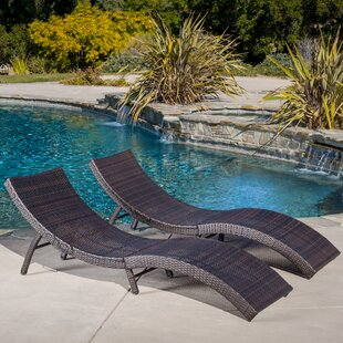 Dailey Gains Chaise Lounge (Set of 2)