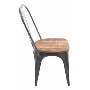 Bailys Solid Wood Dining Chair By Borough Wharf