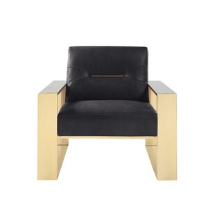 Everly Quinn Buckminster Armchair