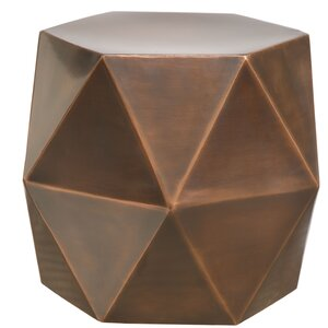 Hamilton End Table by Varick Gallery