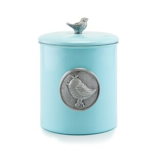 Lauren Bluebird 4 qt.Cookie Jar