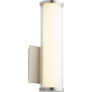 Ebern Designs Hattie 1-Light LED Armed Scone